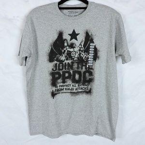 Legendary Shirts - Pacific Rim Uprising T-Shirt Kaiju PPDC